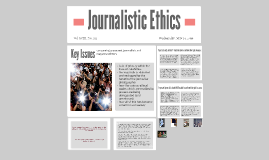 journalistic ethics religion isu