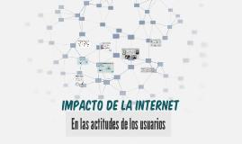 Impacto de La Internet