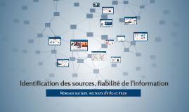 Identification des sources, fiabilité de l'information par IMartin et JCBouniol