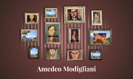 Copy of Amedeo Modigliani