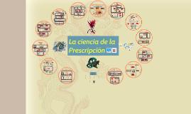 La ciencia de la Prescripción en Medicina Tradicional China