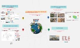 4ème - L'urbanisation du monde