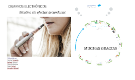 FUNDAMENTOS DE MARKETING-CIGARROS ELECTRÓNICOS