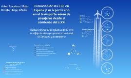Las CBC y su impacto en España y Zaragoza