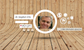 Free Template - A few things about me by Stephen Ellis