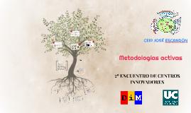 UNIV-Metodologías activas