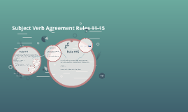 Rules of subject verb agreement by yohoho widarum on prezi subject verb agreement rules 11 15 platinumwayz