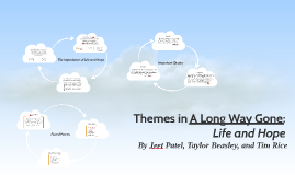 Themes in A Long Way Gone?