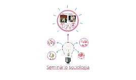 Seminário sociologia