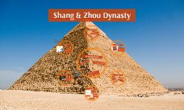 Shang & Zhou China