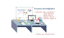 Proceso Investigativo