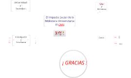 De la biblioteca universitaria al CRAI: el nuevo papel institucional y profesional frente a la evolución de las TIC