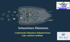 Actuaciones Humanas DPA