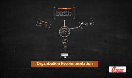 Organization Recommendation