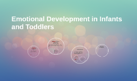Emotional Development in Infants and Toddlers