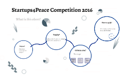 Copy of Startups4Peace Competition