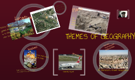 Teaching Themes of Geography
