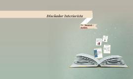 Diseñador Interiorista