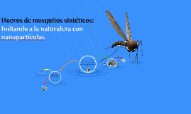 Huevos de mosquitos sintéticos: Imitando a la naturaleza con