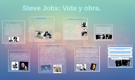 Copy of Steve Jobs: Vida y obra.