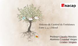 Sistema de Control de Emisiones Euro 3, 4, 5 Diesel