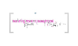 MRM presentation