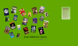 2012 - 13 Iowa Children's Choice Book Trailers