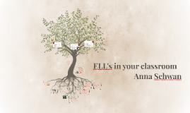 ELL's in your classroom