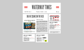 WATERWAY TIMES