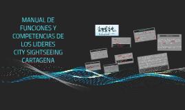 MANUAL DE FUNCIONES Y COMPETENCIAS DE LOS LIDERES