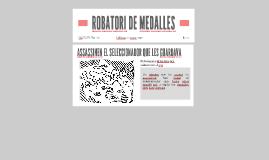 ROBATORI DE MEDALLES