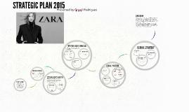 Copy of ZARA STRATEGIC PLAN 2015