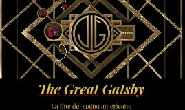 The Great Gatsby - La fine del sogno americano