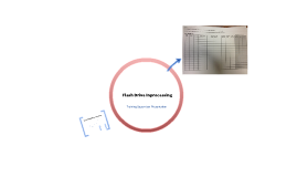 Flash Drive Presentation