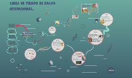 Copy of Copy of LINEA DE TIEMPO DE SALUD OCUPACIONAL.