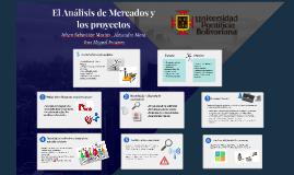 El Análisis de Mercados y los proyectos