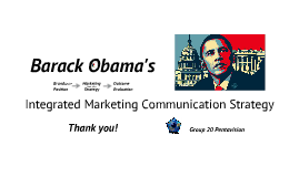 Obama Marketing Strategy