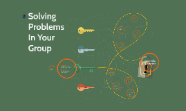 Solving Problems In Your Group