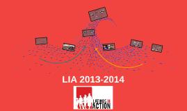 LIA 2013-2014