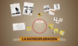 LA AUTOEXPLORACIÓN