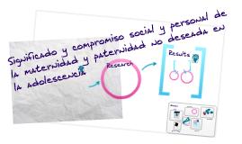 Significado y compromiso social y personal de la maternidad y paternidad no deseada en la adolescencia