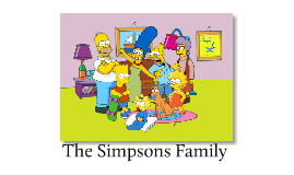 Copy of Simpsons family relationships ESL Lesson: Who is she?