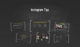 Instagram - Use it!