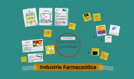 Industria Farmaceútica