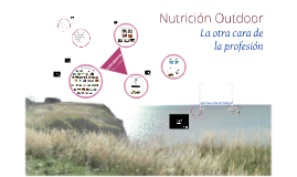 Nutrición Outdoor