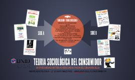 TEORIA SOCIOLÓGICA DEL CONSUMIDOR
