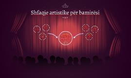 Copy of Shfaqje artistike për bamirësi