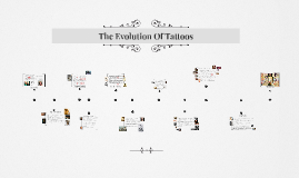 The Evolution Of Tattoos
