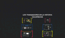 Trabajadores en Colombia.