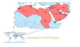 Advertising in the MENA Region